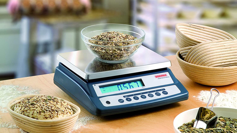 SOEHNLE PROFESSIONAL Bilancia compatta 9241 Max.30kg 1g