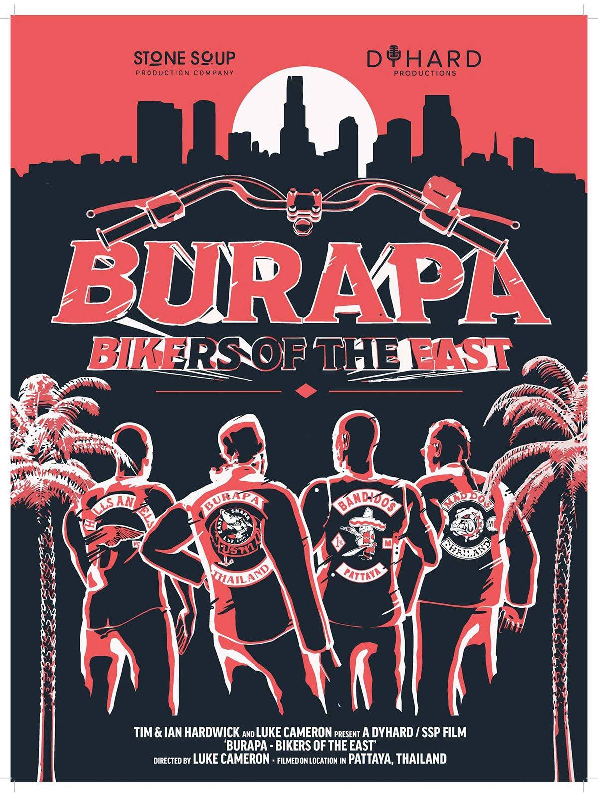 Burapa: Bikers of the East on Amazon Prime Video UK