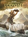 L'Odyssée - Tome 01: La Colère de Poséidon