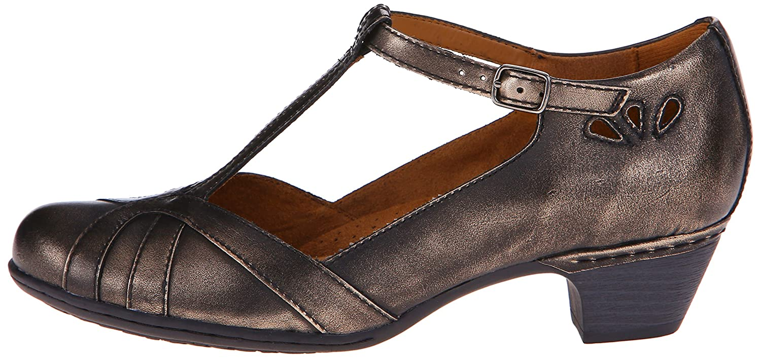 Cobb Hill Rockport Women's 11 Angelina Dress Pump B00SJUSM1M 11 Women's N US|Metallic 555d3b