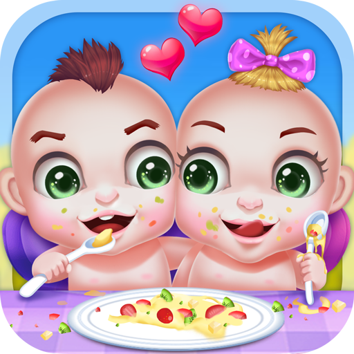 Feed Baby Twins - Baby Care & Terrible Two -