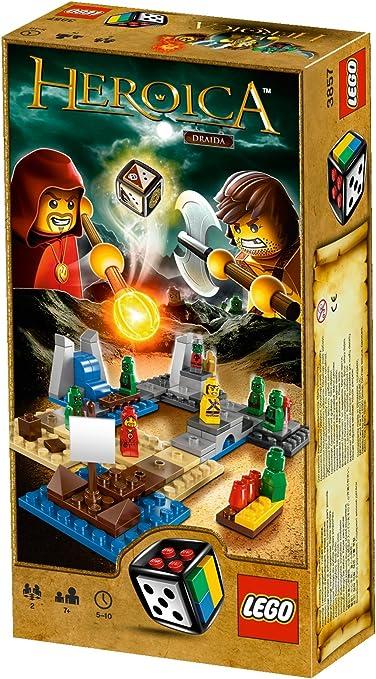 LEGO Draida Bay - Juego de Tablero: Amazon.es: Juguetes y juegos