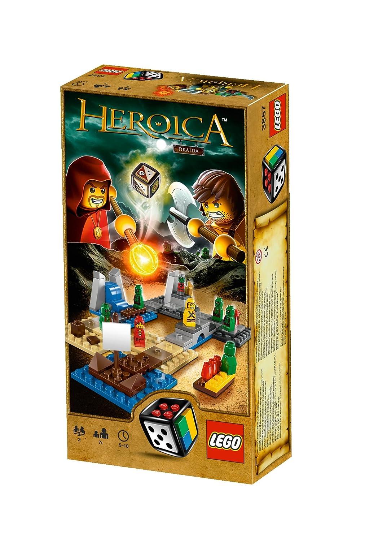 LEGO Heroica günstig kaufen die Bucht von Draida 3857