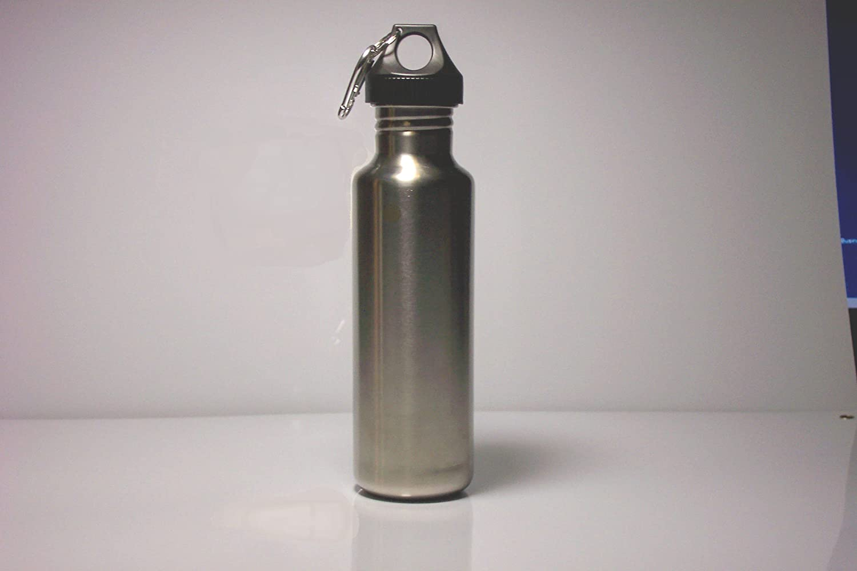 【爆売りセール開催中!】 60のケース、27ozシルバーステンレススチール水ボトル B0027Z09IE, 若美町 9dd829eb