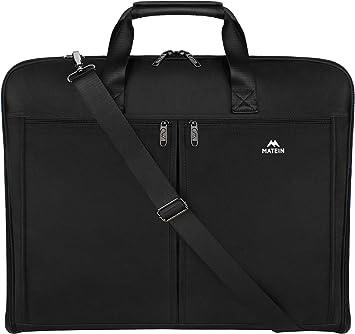 Amazon.com: Matein - Bolsa de viaje para ropa, 2 en 1, para ...