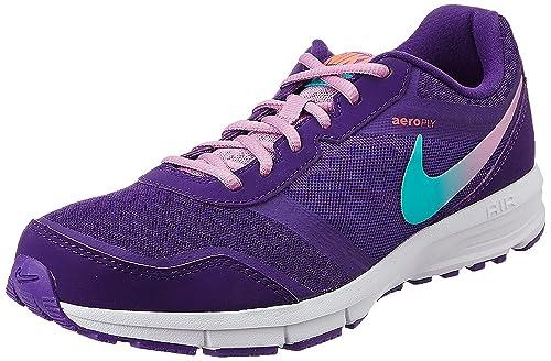 stabilna jakość tanie z rabatem wyprzedaż w sprzedaży Nike Women's WMNS Air Relentless 4 Running Shoes, Morado ...