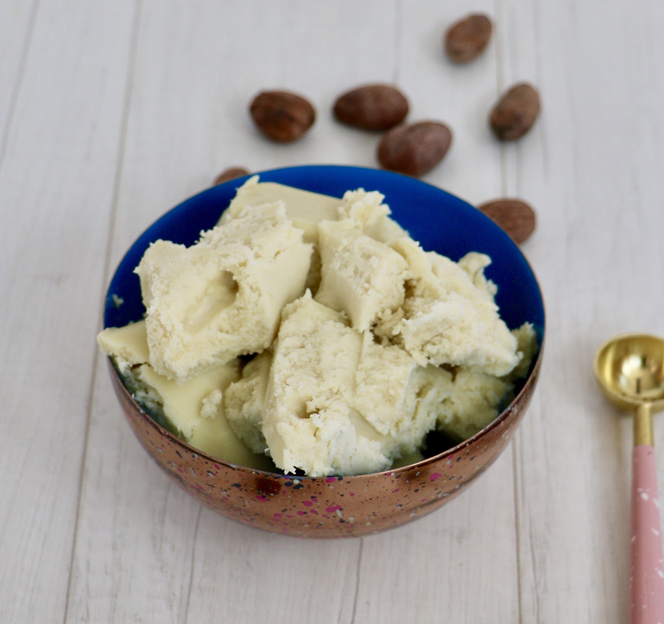 Unrefined Shea Butter by Better Shea Butter - Ivory - 1 lb by Better Shea Butter (Image #5)