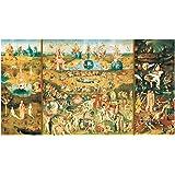 Educa - 14831 - Puzzle - Le Jardin des Délices - 7500