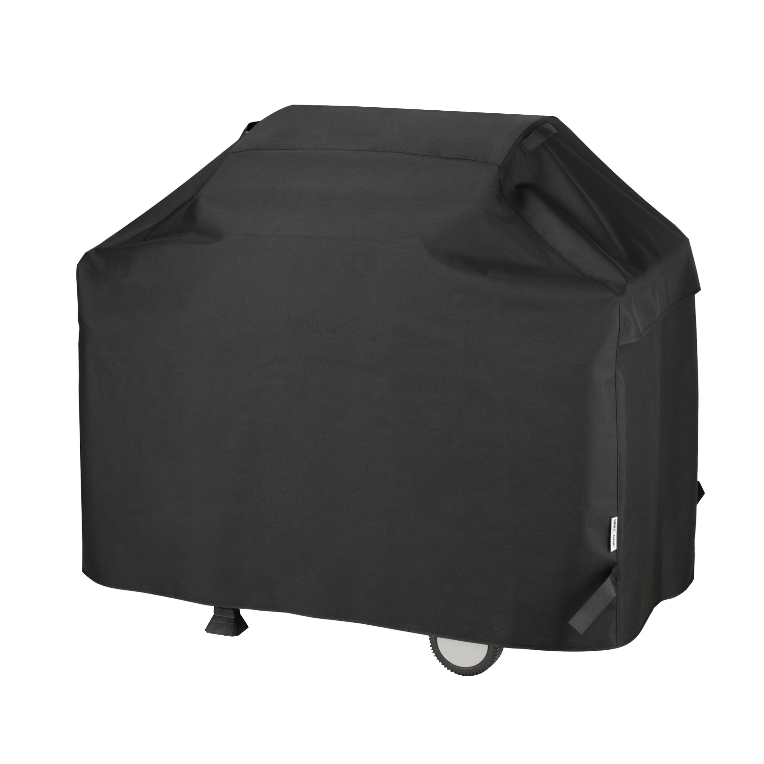 UNICOOK Heavy Duty Waterproof Barbecue Gas Grill Cover, 55-inch BBQ Cover, Special Fade and UV Resistant Material,Fits Grills of Weber Char-Broil Nexgrill Brinkmann and More product image