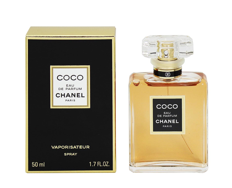 Chanel COCO Eau De Parfum Spray 50ml (1.7 Oz) EDP Perfume spray  Amazon.co. uk  Beauty 3cfea1a51