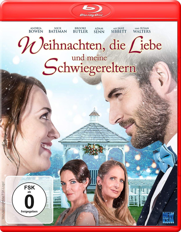 Weihnachten, die Liebe und meine Schwiegereltern Blu-ray: Amazon.de ...