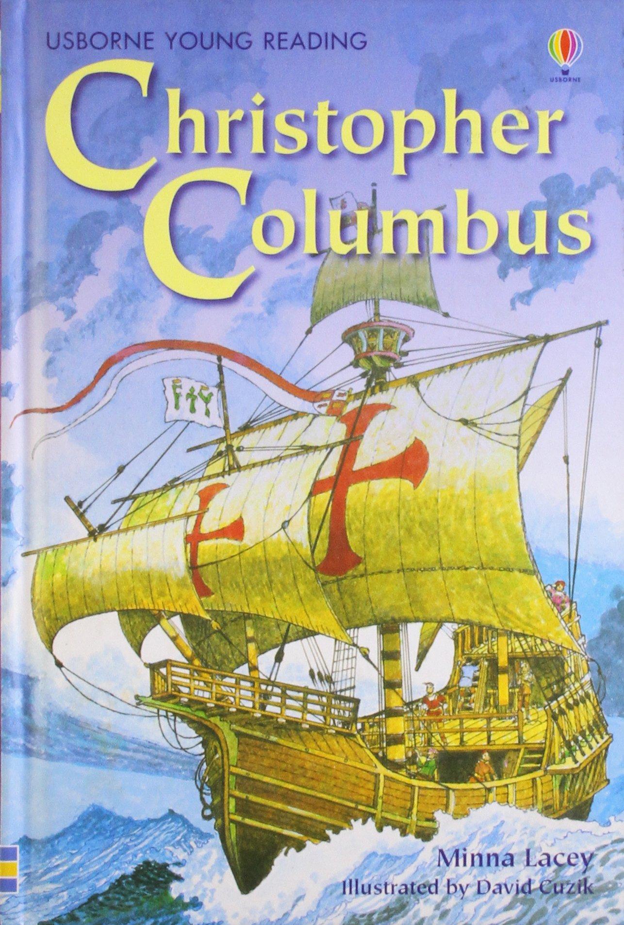 christopher columbus famous lives amazon co uk m lacey