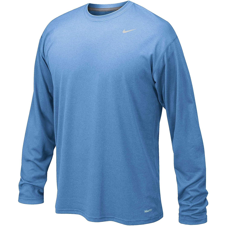 234137b2 Nike Men's Legend Long Sleeve Tee at Amazon Men's Clothing store: Athletic  Shirts