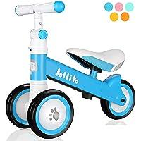 Baby Balance Bike for 10-24 Months-Adjustable Baby Bike,Sturdy Balance Bike for 1 Year Old Boy Girl, Best First Birthday…