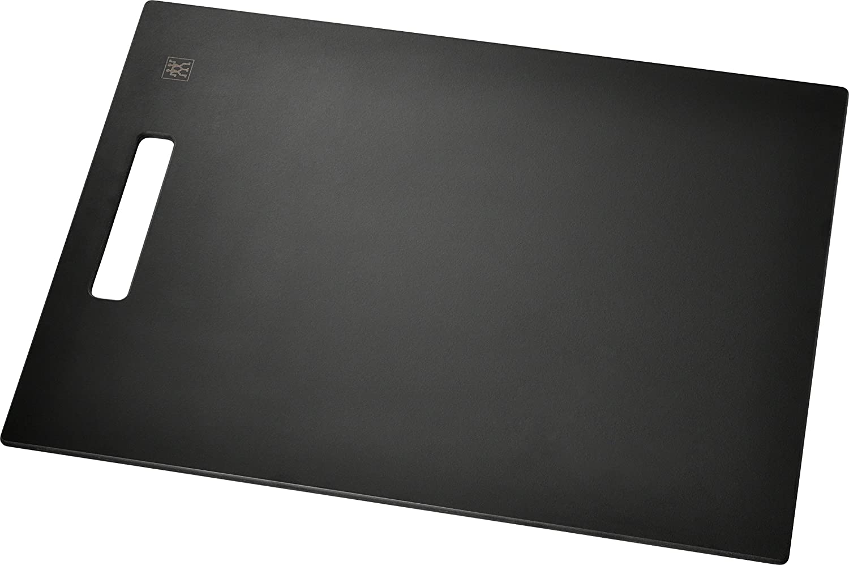 Zwilling 30772–600–0–Tabla de Cortar, Madera Fiber Material, plástico, Gris, 30.3X 22.7x 0.8cm, plástico, Gris, 30.3 x 22.7 x 0.8 cm 30772-600-0