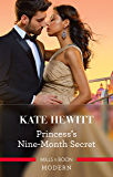 Princess's Nine-Month Secret (One Night With Consequences Book 45)