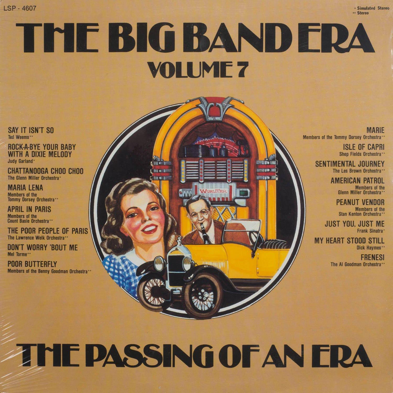 Sale special price Big Band 7 Ranking TOP6 Era