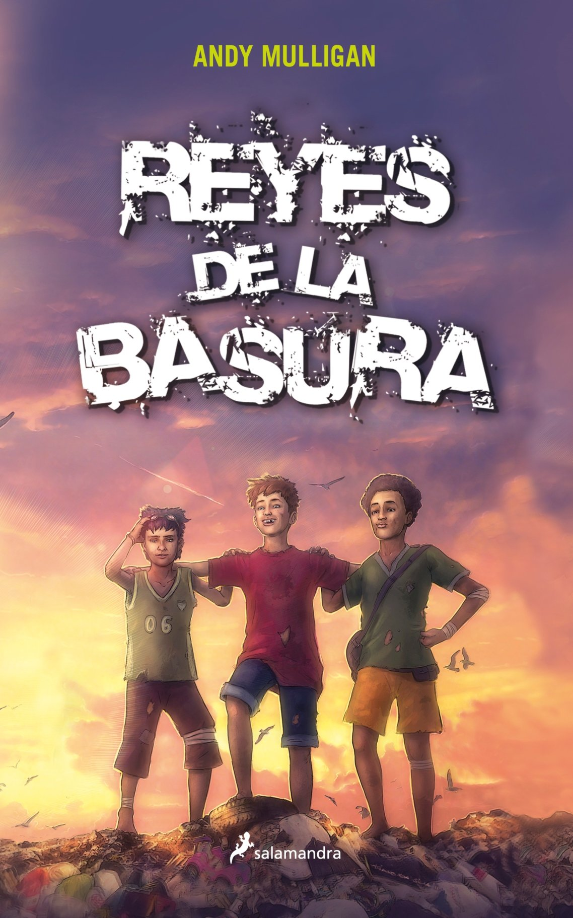 Download Reyes de la basura/ Trash (Spanish Edition) pdf