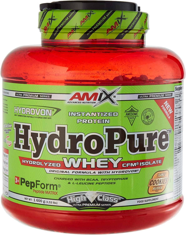Amix Hydropure Whey Cfm 1600 Gr: Amazon.es: Salud y ...