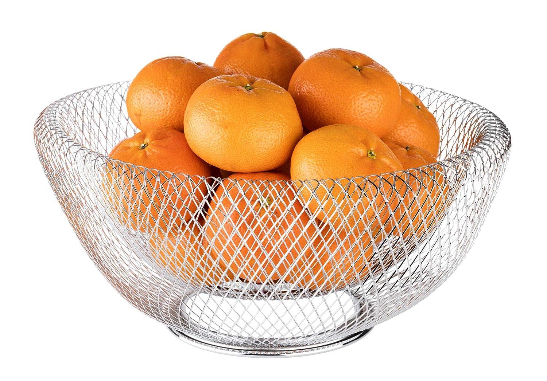 Altezza: 14 cm Cestino per Il Pane e la Frutta /Ø 31 cm Aps