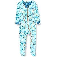 Hatley Organic Cotton Sleepsuit Footie Mamelucos para bebés y niños pequeños