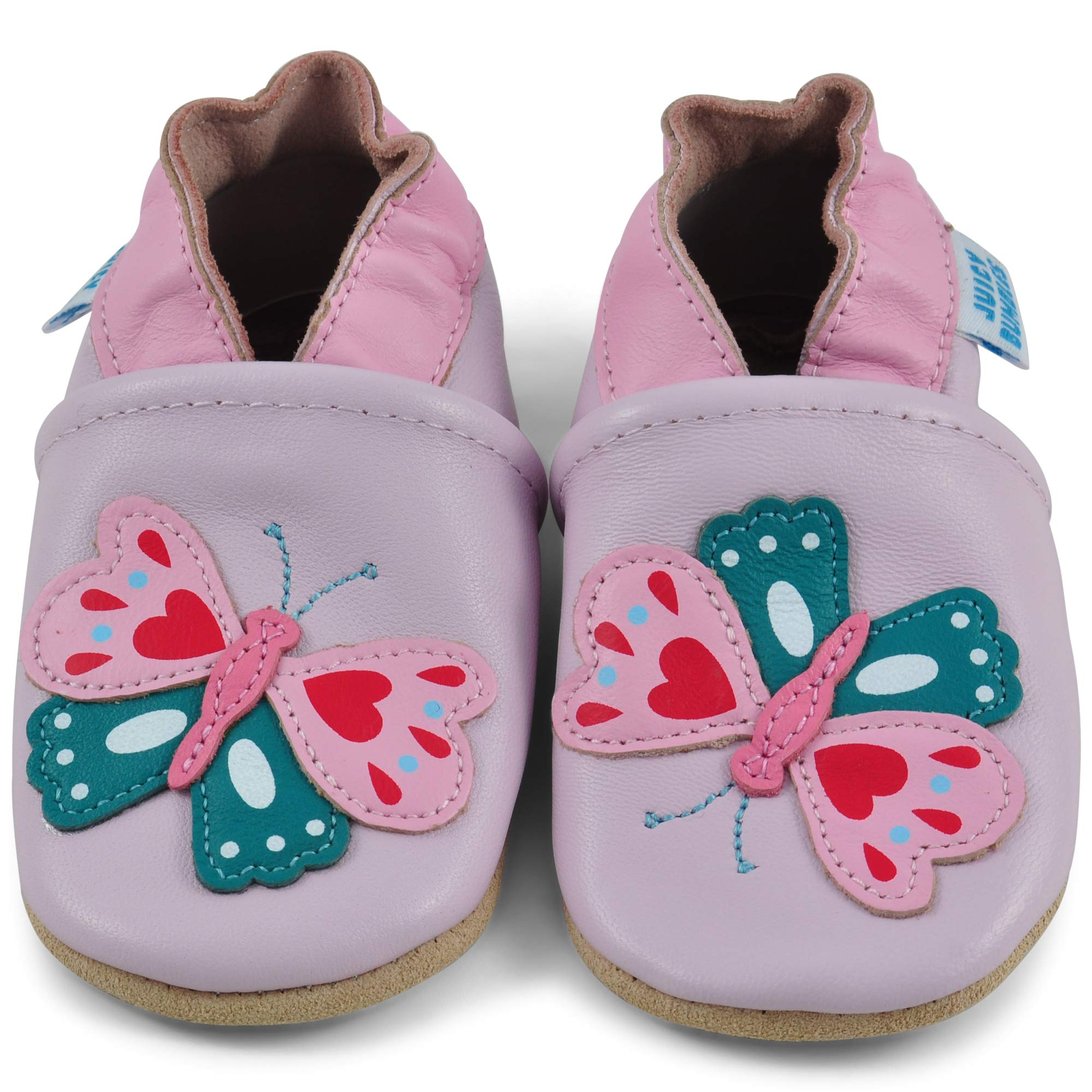 Soft Sole Leather Baby Shoes - Baby Boy Shoes - Baby Girl ...