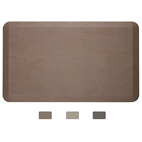 Anti Fatigue Mat Comfort Kitchen Mat Office Standing Desk Mat Ergonomically  Engineered Floor Pad Waterproof Classic