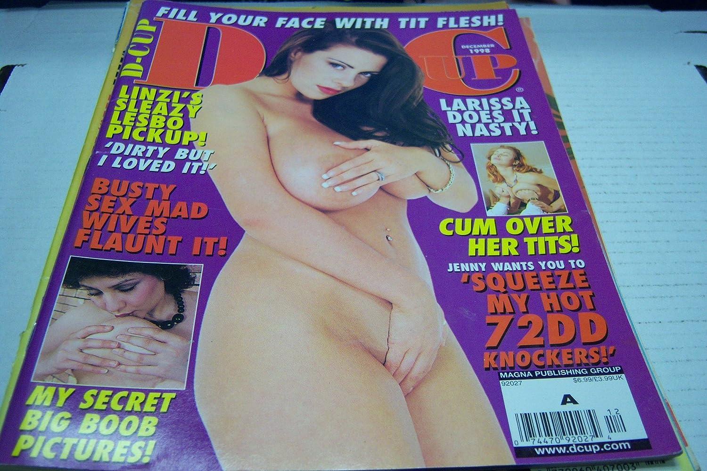 Amazon Com D Cup Busty Adult Magazine Lindsey Dawn Mckenzie