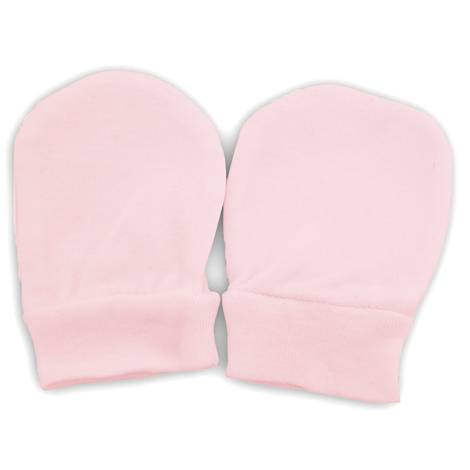 Baby New Born Scratch Mittens (Pack Of 2 Pairs)