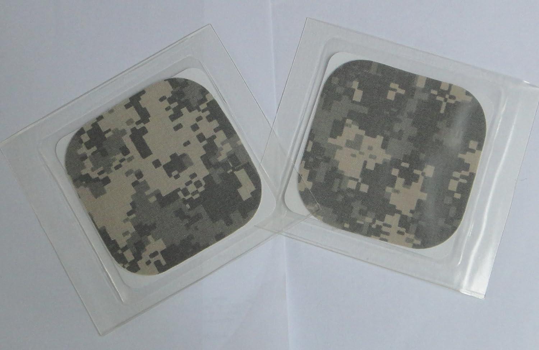 "10 USGI Military SOT 4/"" x 4/"" Fabric Repair Patches ACU Camo New Lot of"