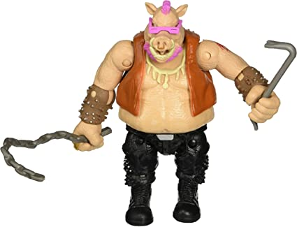 Teenage Mutant Ninja Turtles Movie 2 Out Of The Shadows Bebop Basic Figure