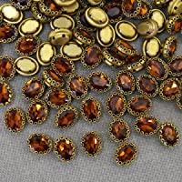 Embroiderymaterial Jewellery Making Sew On Rhinestone
