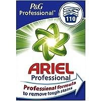 Ariel Professional - Detergente en polvo, 110 lavados