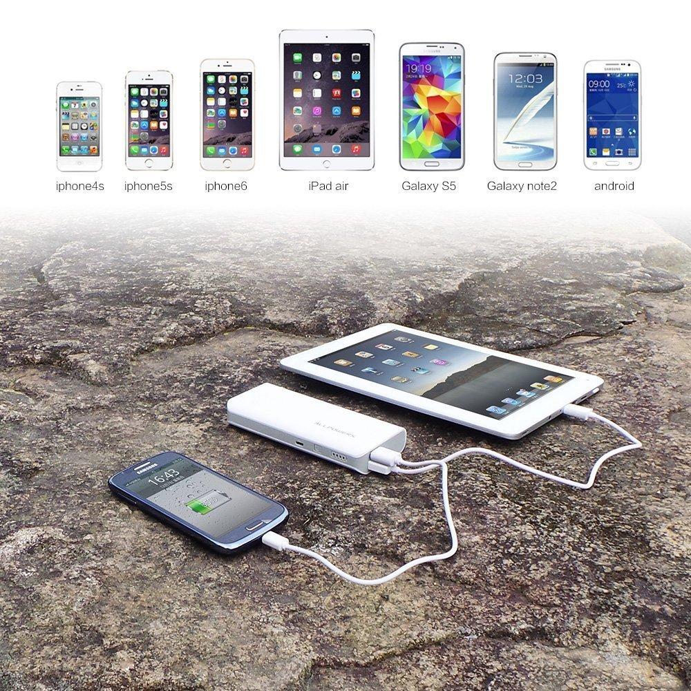 ALLPOWERS 15600mAh External Battery Smartphones Image 2