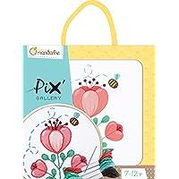Avenue Mandarine Pix galería–Tulip Embroidery