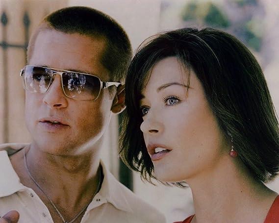 a3bdf18f2443 Brad Pitt Catherine Zeta Jones Ocean's 12 8x10 Photo K4955 at ...