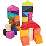 B. Toys Elemenosqueeze A To Z Architectural Blocks