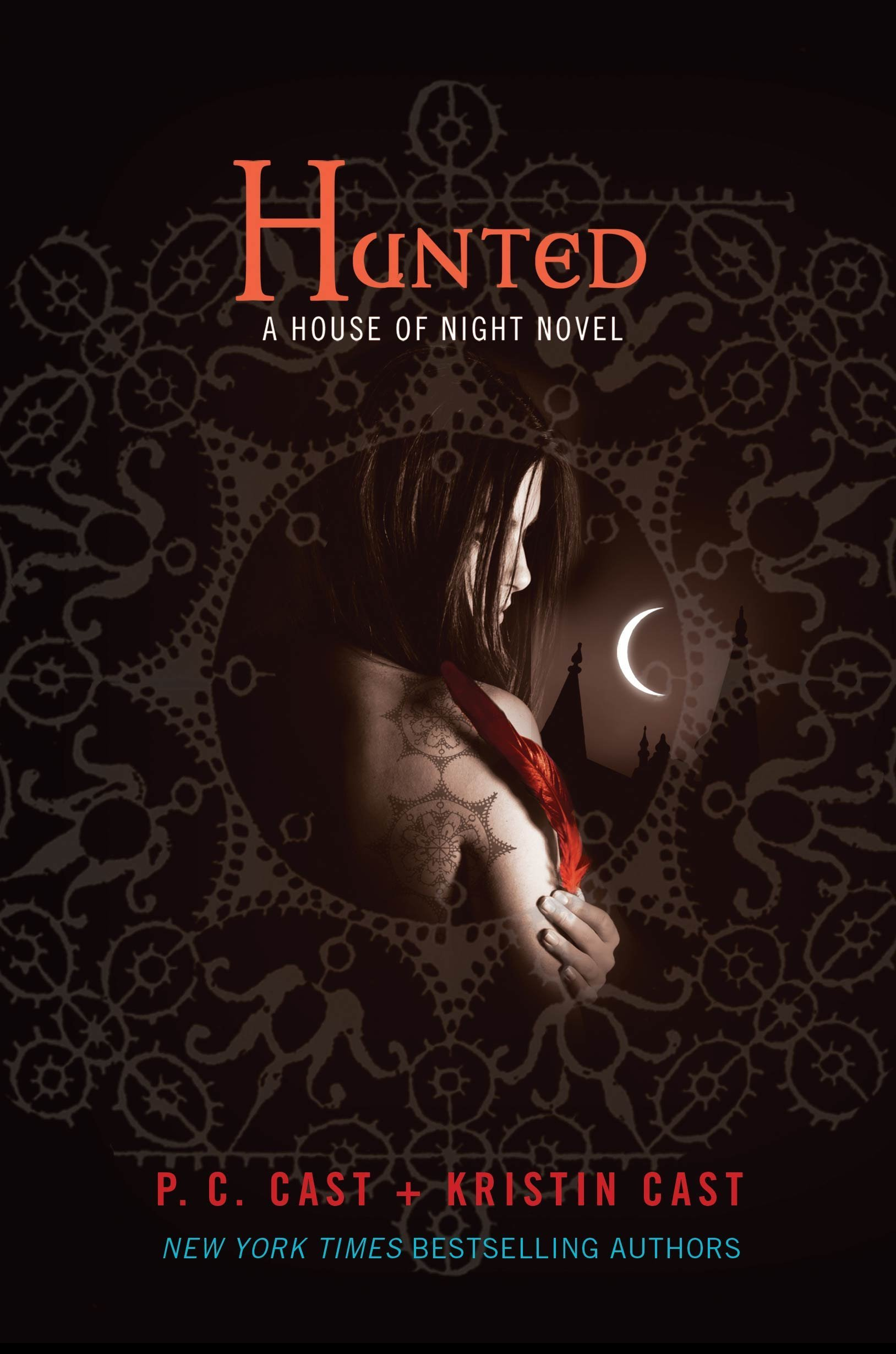 Hunted (A House of Night Novel) pdf epub