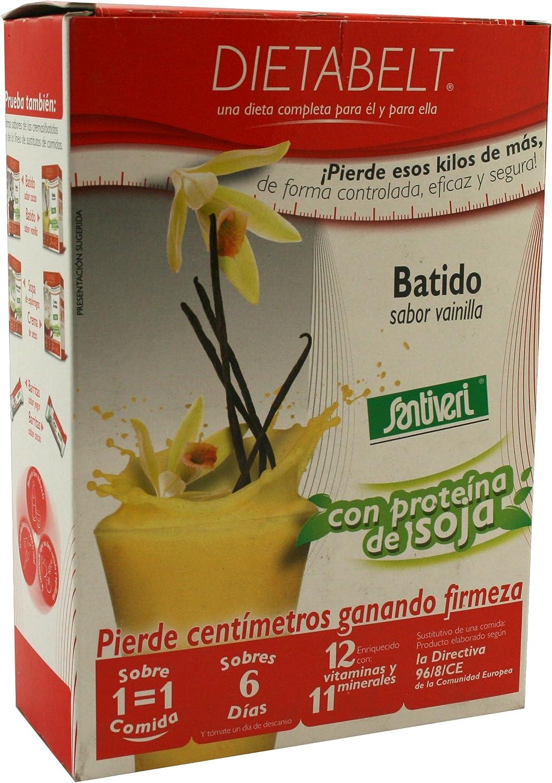 DIETABELT BATIDO SOJA VAINILLA 330 GR: Amazon.es ...