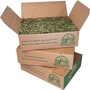 Viking Farmer Alfalfa Hay for Rabbits & Small Pets