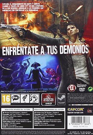 DMC Devil May Cry: Amazon.es: Videojuegos