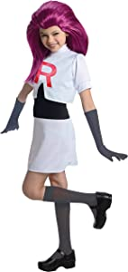 Pokemon Team Rocket Jessie Costume, Large