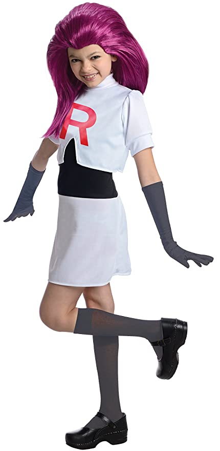 Pokemon jessie and james costumes