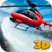 Firewatch Helicopter Simulator 3D