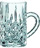 Spiegelau & Nachtmann 2-teiliges Bierkrüge-Set klein, Krügerl, 250 ml, Noblesse, 0098855-0
