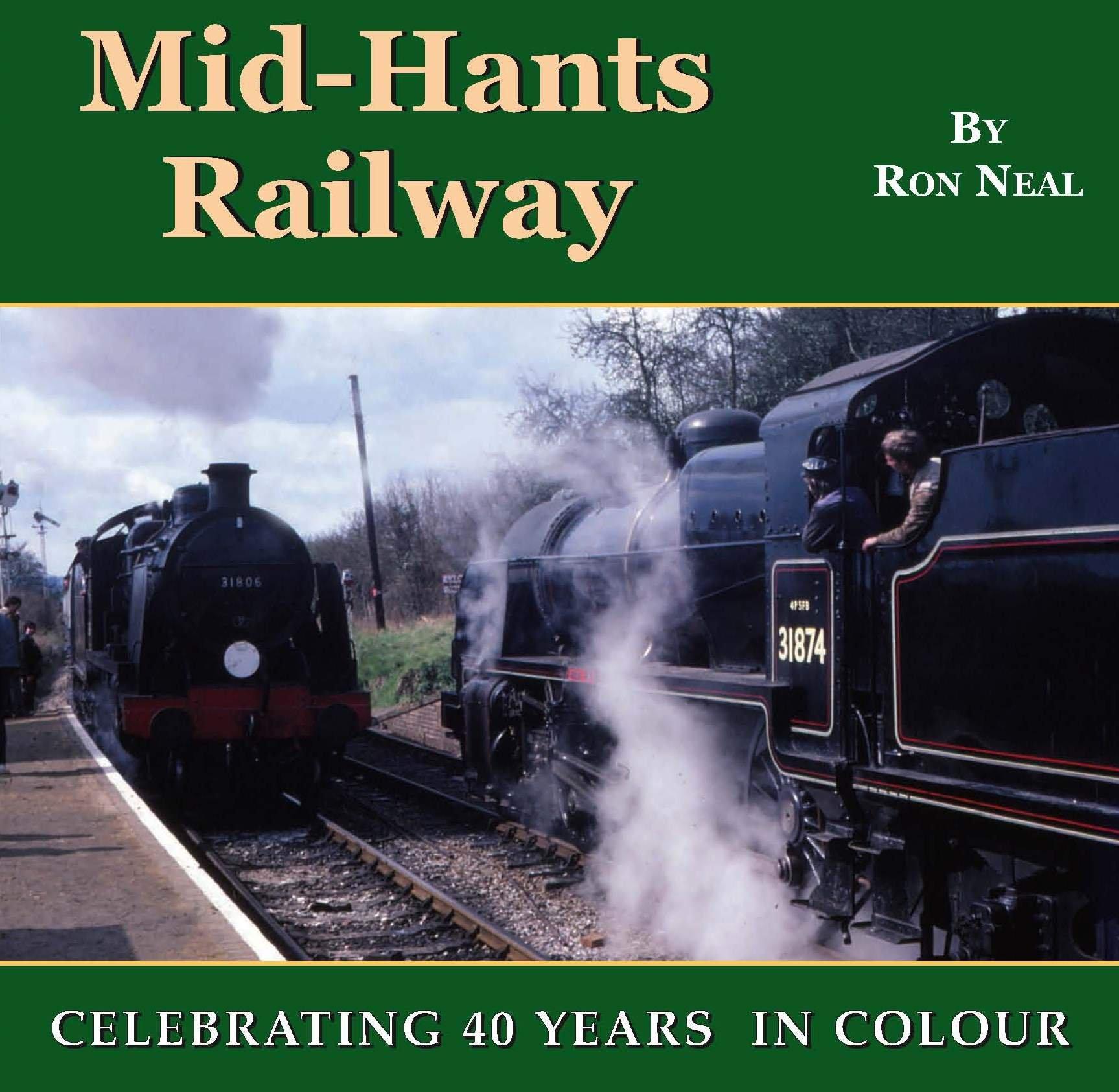 Mid-Hants Railway: 40 Years in Colour pdf
