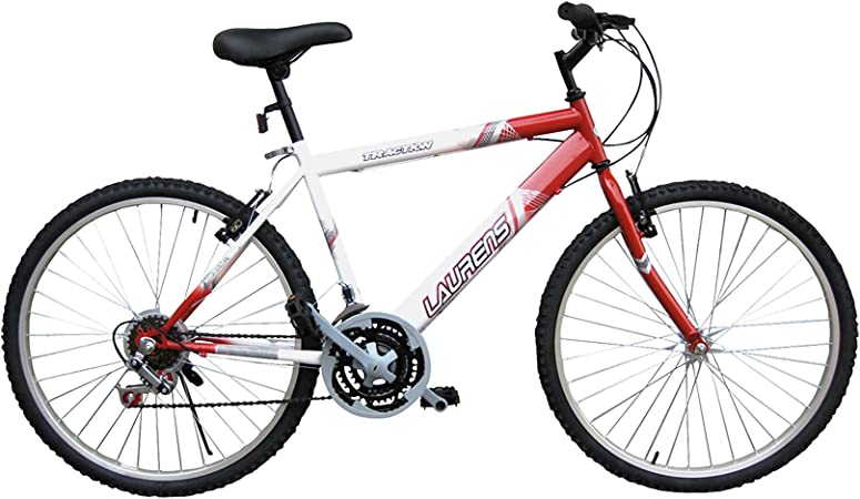 SVG Bicicleta de Montaña Ride Line Hombre Blanco/Rojo 26