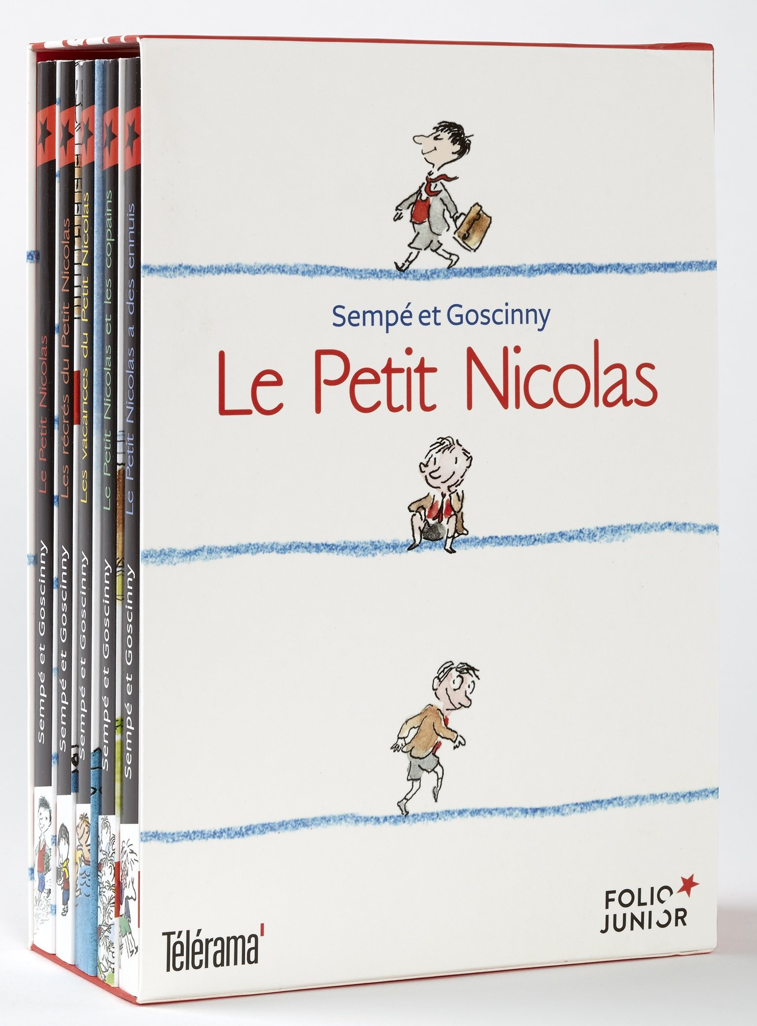 Amazon.fr - Le Petit Nicolas - Sempé, Goscinny, René, Sempé - Livres