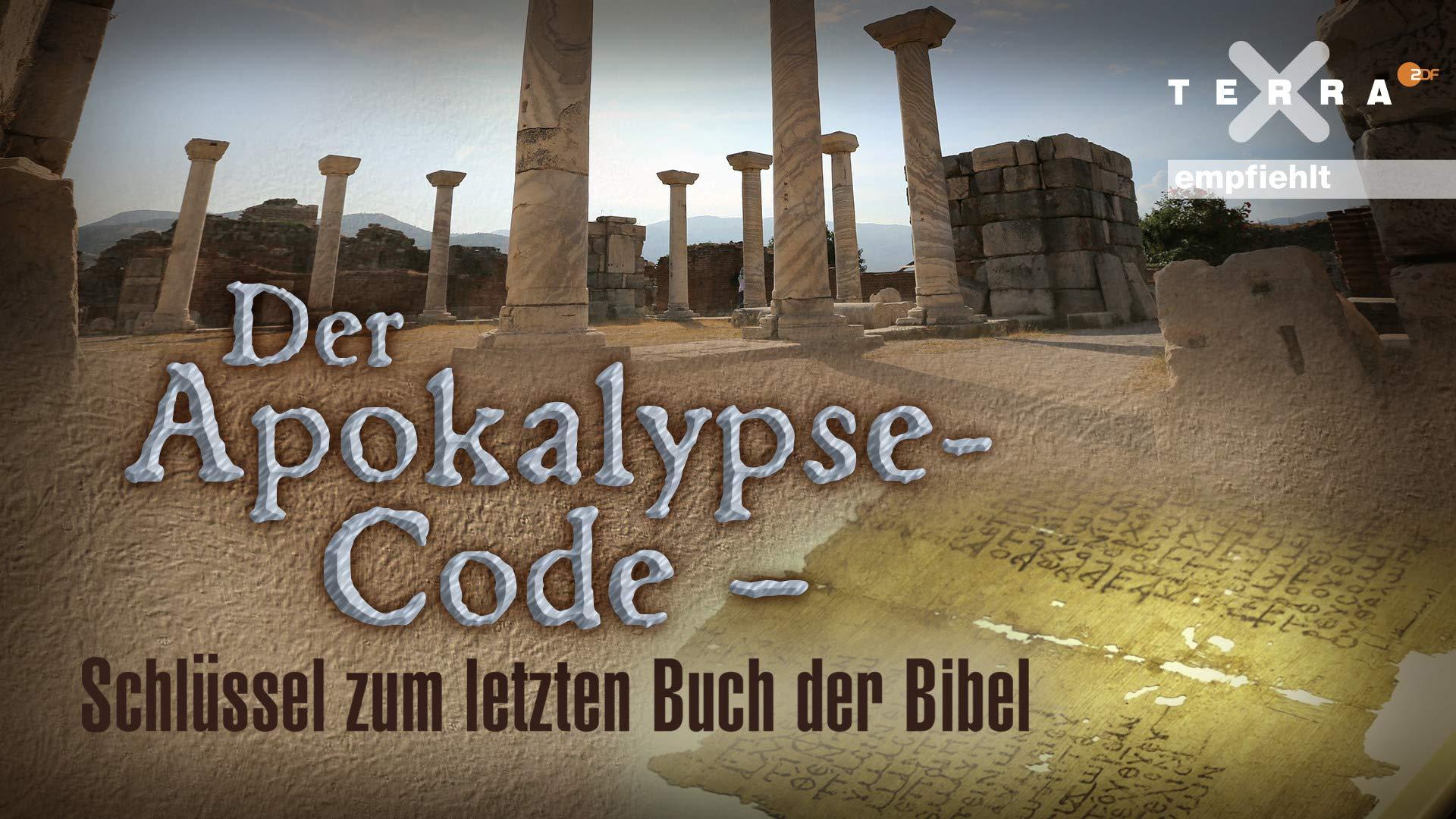 Bildergebnis für Der Apokalypse-Code