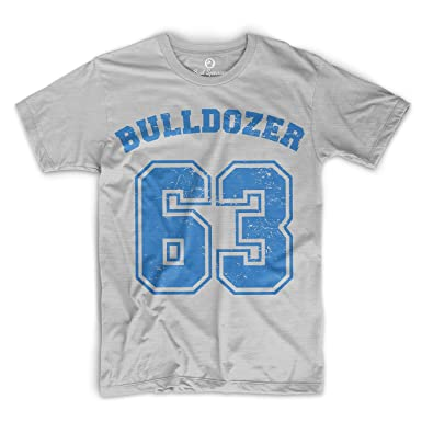 343fbd75bd8 Bud Spencer - Bulldozer 63 - T-Shirt (XXL)  Amazon.de  Bekleidung